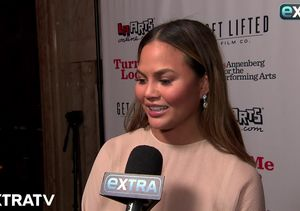 Chrissy Teigen Reveals What Luna Loves to Eat
