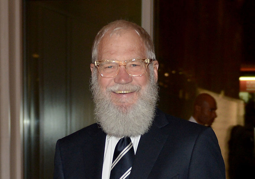 David Letterman on His Retirement Look, Plus: How He Feels About Trump