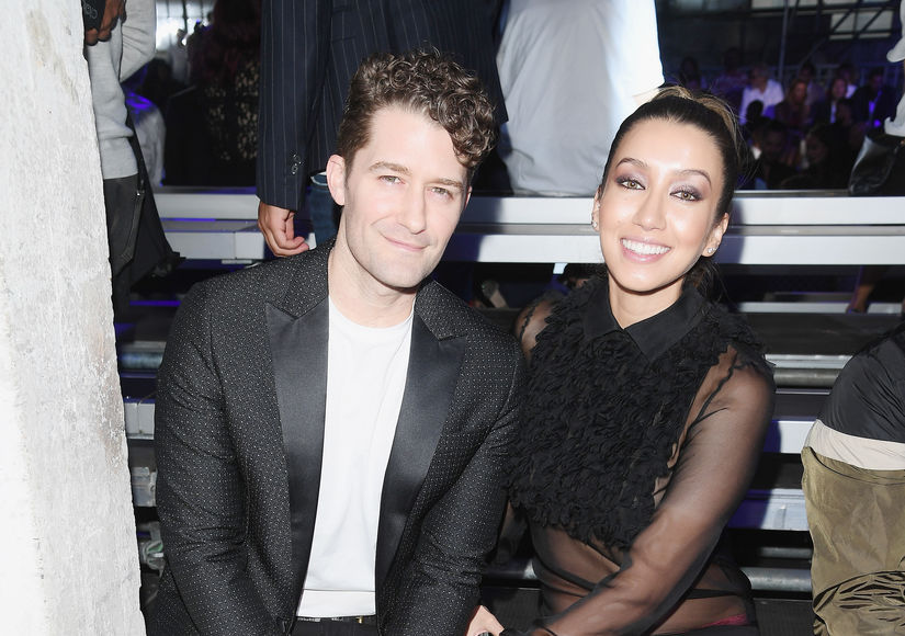 First Pics! Matthew Morrison & Wife Renee Welcome Baby Boy — What's His Name?