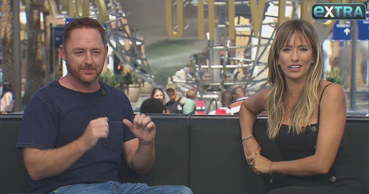 Scott Grimes Gives Us The Scoop On The Deep Space Dramedy
