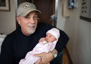 Pic! Billy Joel Welcomes Baby #3 at 68