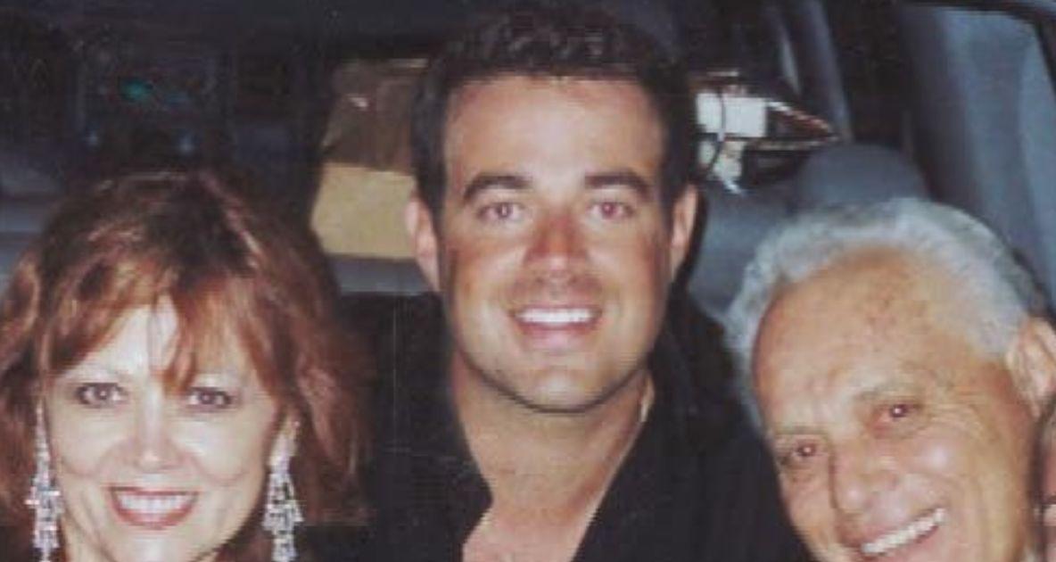 Carson Daly S Stepfather Richard Caruso Dies Extratv Com