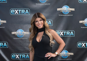 Teresa Giudice Says Space Is Good, But She'll Be with Joe After He's Released…