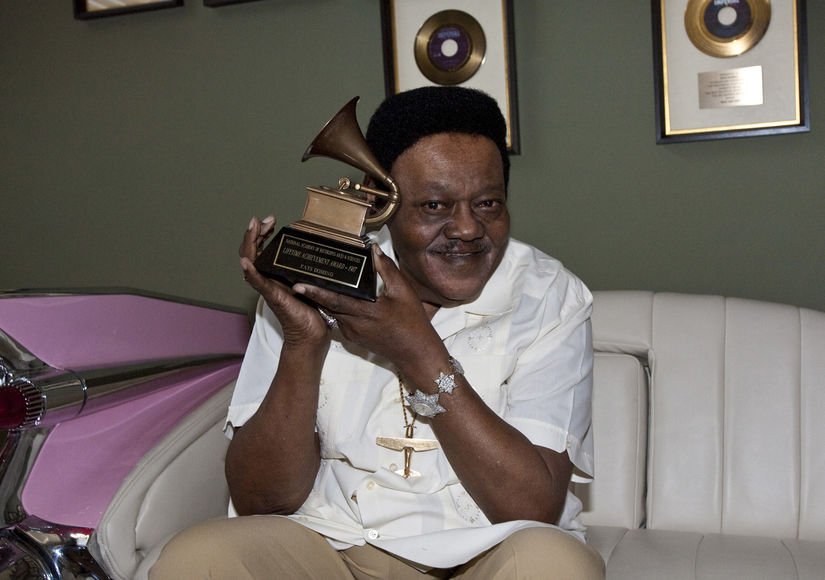 'Blueberry Hill' Singer Fats Domino Dead at 89