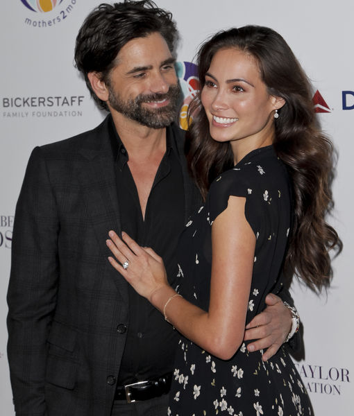 John Stamos on Having Kids with Caitlin McHugh: 'That's Certainly the Plan'