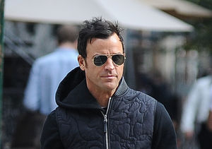 Justin Theroux on Missing Ellen DeGeneres' 60th Birthday Bash