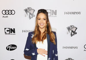Watch Jessica Alba's Baby Gender Reveal!
