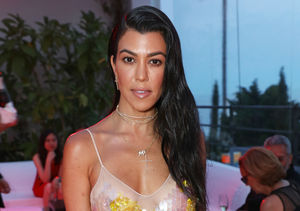 Video! Kourtney Kardashian Gives a Tour of Her Kids' 'Modern and…