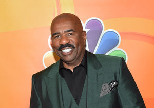 Steve Harvey's Blush-worthy Response to His 61st Birthday Celebration