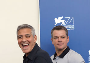 George Clooney's Epic Joke About Working with Matt Damon