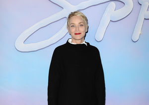 Sharon Stone's Reaction to Madonna's Old Diss, Plus: Her Retirement Talks