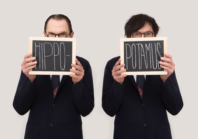 Sparks Shine on New Album