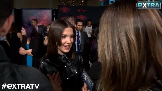 'Stranger Things' Premiere: Millie Bobby Brown's New 'Do, and Winona…
