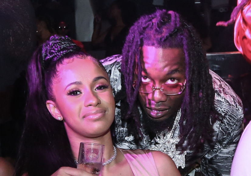 Cardi B & Offset Are Engaged — Watch the Proposal!