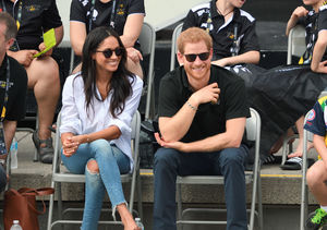 Rumor Bust! Meghan Markle Is Not Pregnant with Prince Harry's Baby