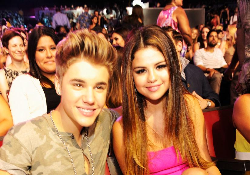 Justin & Selena: Breakfast Buddies