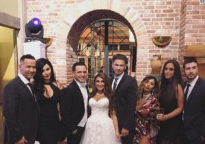 'Jersey Shore' Reunion at Deena Cortese's Wedding