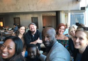 Pic! It's a 'Sabrina the Teenage Witch' Cast Reunion