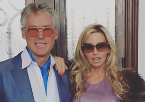 Camille Grammer and David C. Meyer Are Engaged!