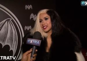 Cardi B Dishes on Engagement, Plus: Who She Wants to Design Her Wedding Dress