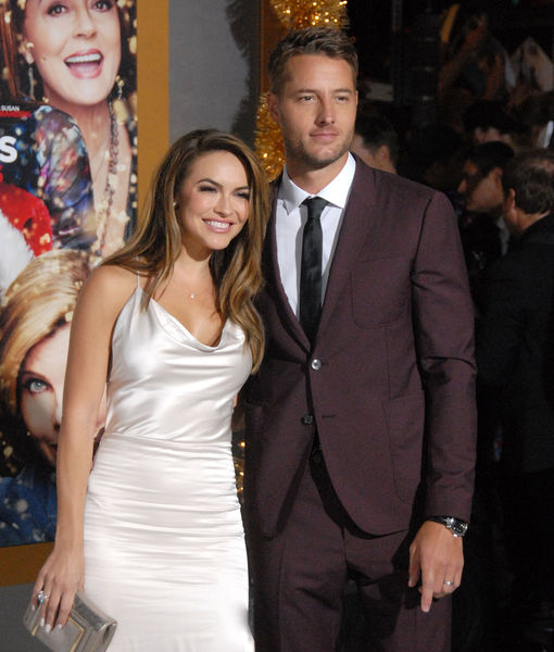 Justin Hartley's First Words After Marrying Chrishell Stause