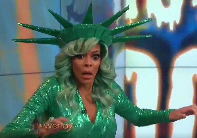 Halloween Scare! Wendy Williams Passes Out on Live TV — What Happened?