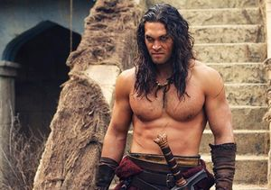 'Extra' Raw! Meet the New Barbarian, Jason Momoa