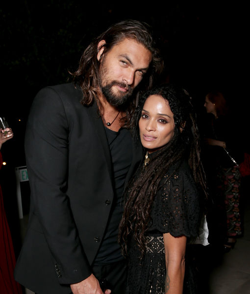 Jason Momoa & Lisa Bonet Were Never Married! They Secretly Tied the Knot Last Month