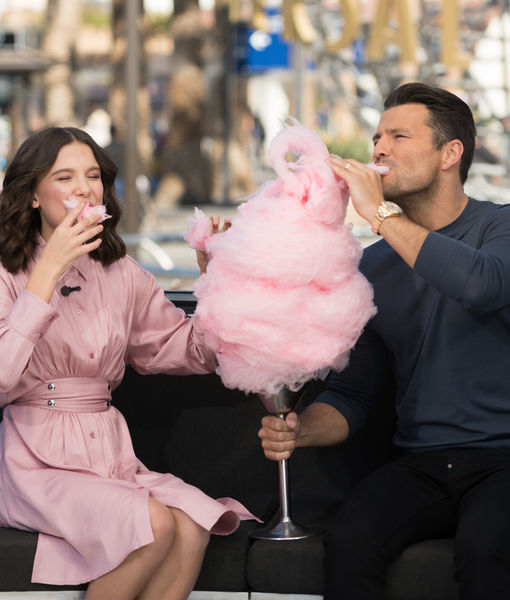 Best Day Ever! Mark Wright Takes Millie Bobby Brown on a Dream Day at Universal…