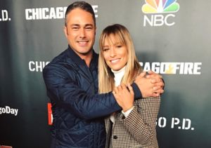 Taylor Kinney Talks Moving to Chicago, and His On-Screen Romance!