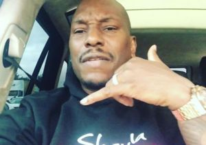 Tyrese Gibson Follows Up Shocking Facebook Meltdown with Instagram Message:…