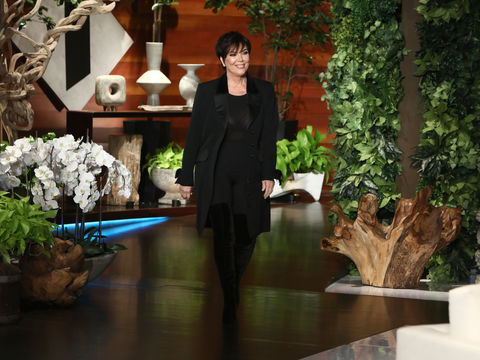 see kris jenner�s hilarious reaction to khlo233 calling