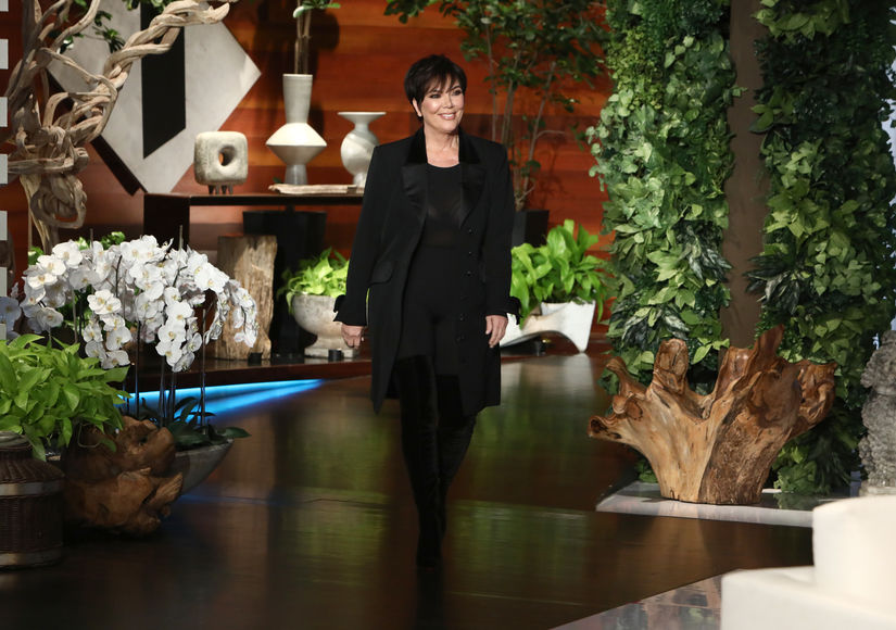 See Kris Jenner's Hilarious Reaction to Khloé Calling Tristan 'Daddy'