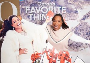 'Extra' Is with Oprah as She Unveils Her Favorite Things