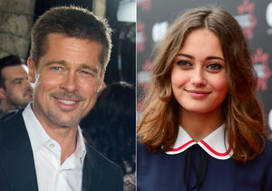 Rumor Bust! Brad Pitt Is Not Dating Ella Purnell