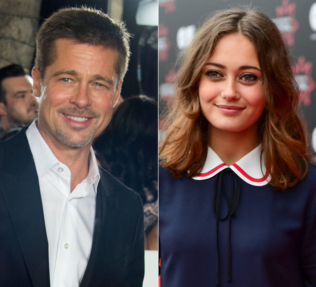 Rumor Bust! Brad Pitt Is Not Dating Ella Purnell