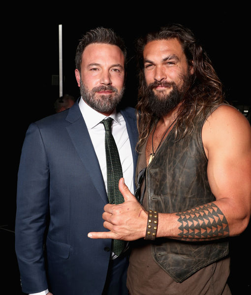 Jason Momoa's Lifelong Dream to Host 'SNL' — Can Ben Affleck Help?