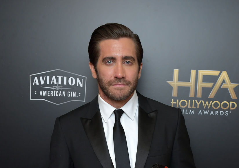 Jake Gyllenhaal Says There's a 'Huge Shift' After Hollywood's Sexual Assault Scandals