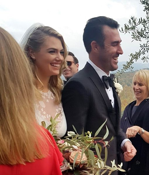 Kate Upton Wedding: Kate Upton Weds Astros Player Justin Verlander