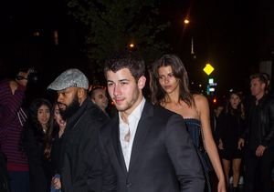 Pic! Is Nick Jonas Dating a Victoria's Secret Model?