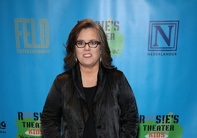 Rosie O'Donnell Dishes About Her New, Younger Girlfriend
