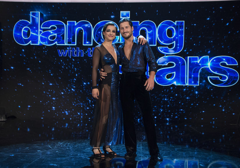 Victoria Arlen Suffered Nerve-Racking Injury Before 'DWTS' Argentine Tango Performance