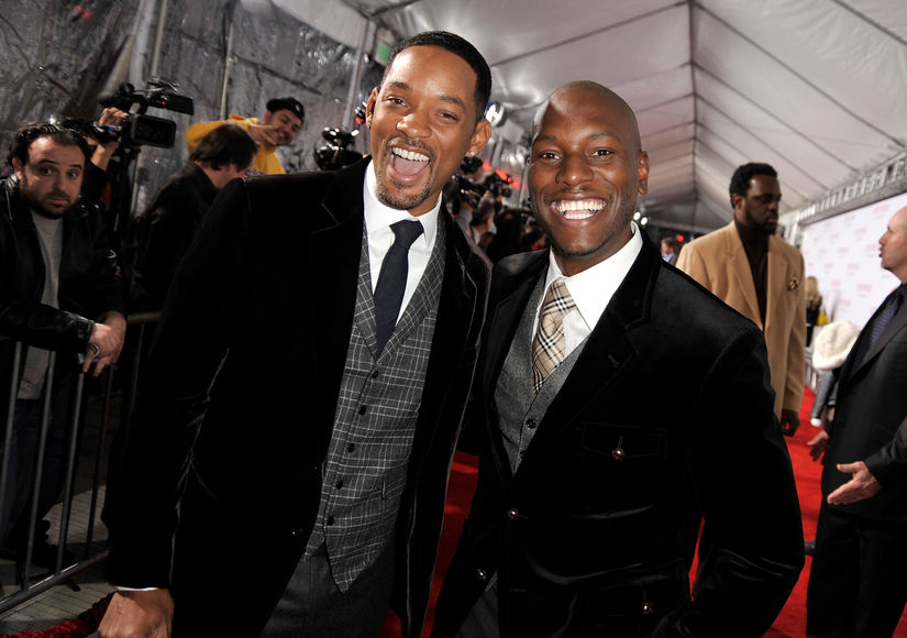 Why Will & Jada Pinkett Smith Gave $5 Million to Tyrese