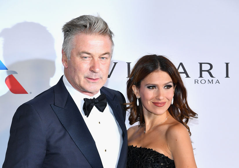 Alec & Hilaria Baldwin on Baby #4, Plus: His 'Tough' Gig as Trump on…