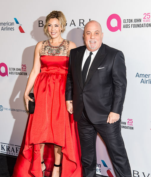 Billy Joel Dishes on Being a Dad Again at 68
