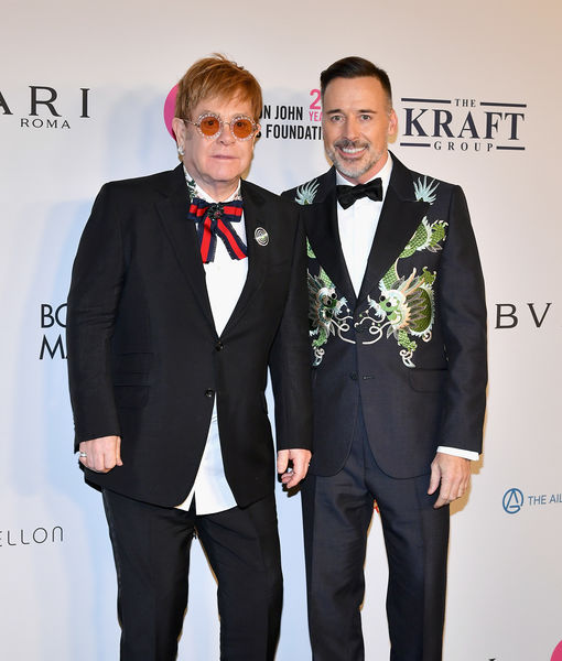 Elton John on His AIDS Foundation, Plus: 'The Lion King' Opening Doors for…