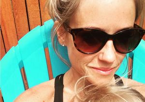 Reality Star Nicole Curtis Claps Back at Mommy Shamers Over Son Harper