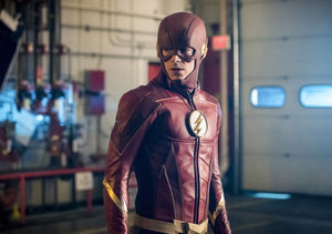 'The Flash' Star Grant Gustin on the 'Bigger Than Ever' Crossover, Wentworth…