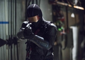 'Arrow' Reveals Vigilante's Identity!