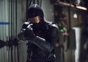 'Arrow' Reveals Vigilante's Identity!